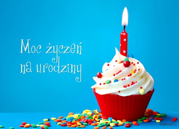 Serdeczne życzenia Urodzinowe Kartki Urodzinowe Alekartkipl