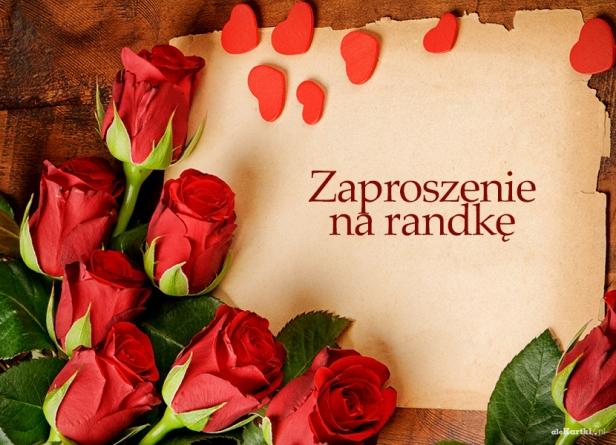 zaproszenie na randkę Białystok
